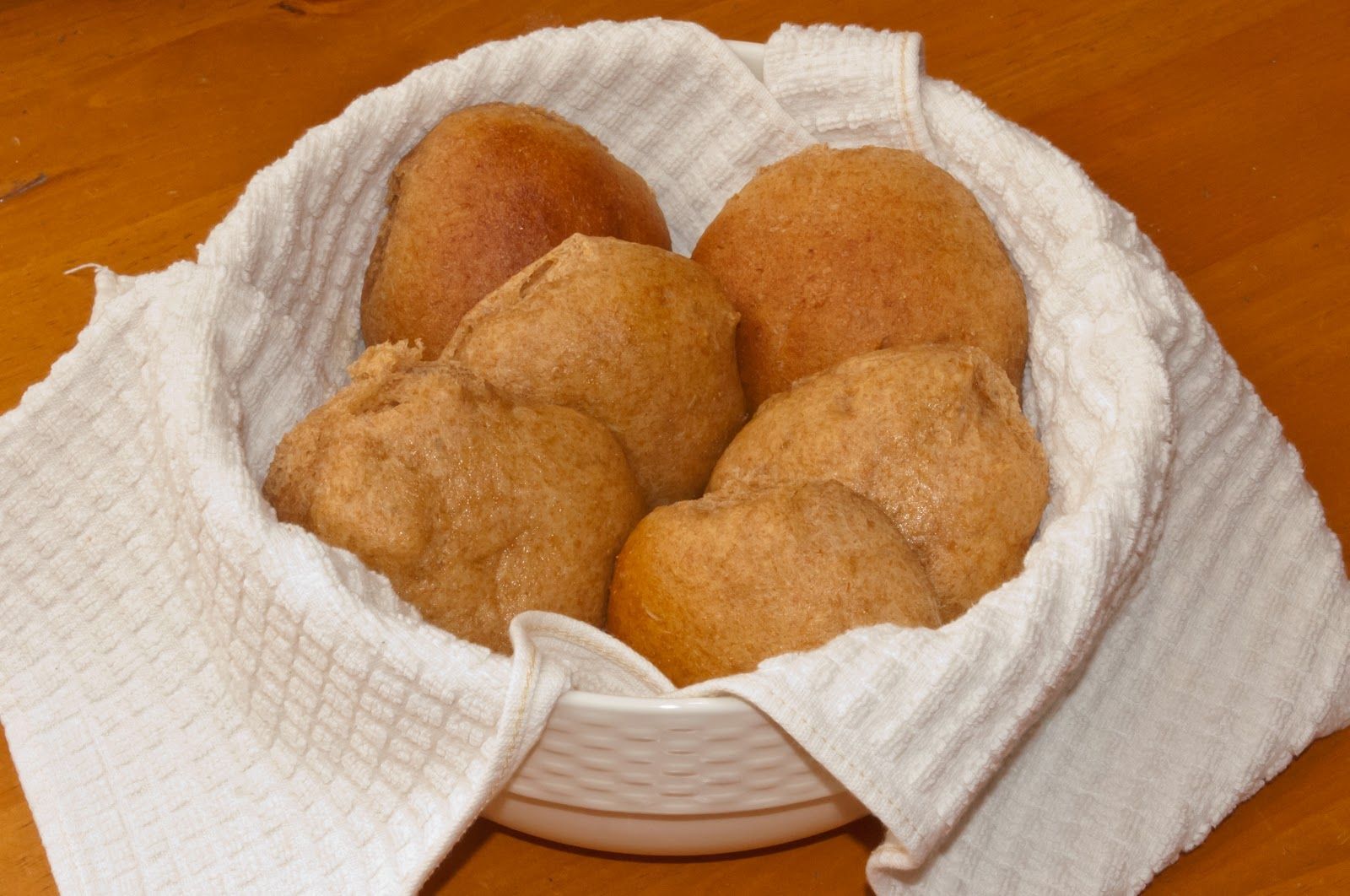 Whole Wheat Bread Rolls   Large Families on Purpose