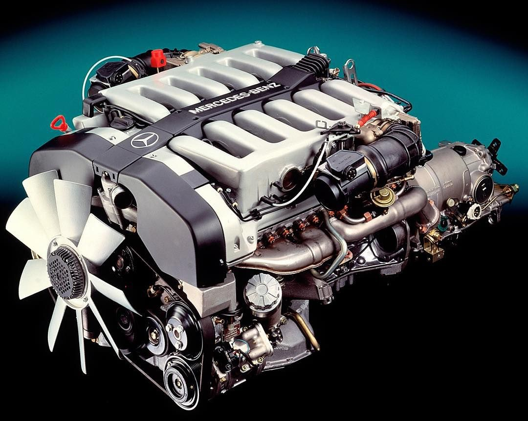 Mercedes V12 Engine Www Pixshark Com Images Galleries