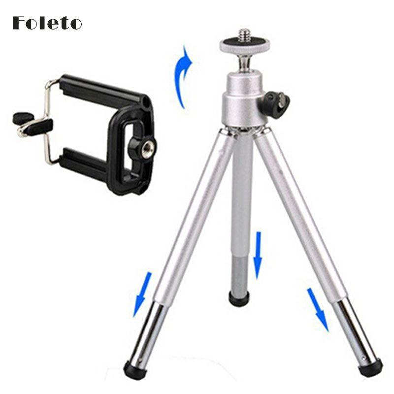 Hot Koop Mini Statief + Stand Houder voor Mobiele Telefoon Camera Telefoon 4 4g 5 5G Samsung galaxy S2 S4 i9200 I9500