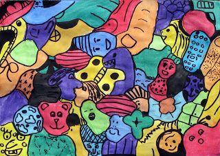 Kids Artists: november 2009