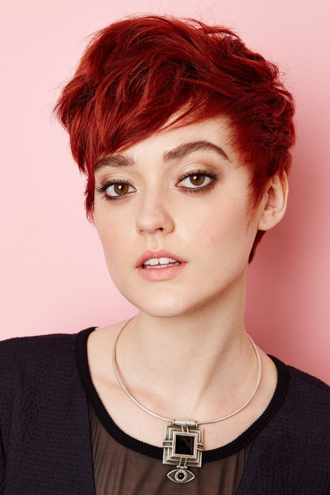 Short hairstyles spring diy looks spring hair pixie styles and