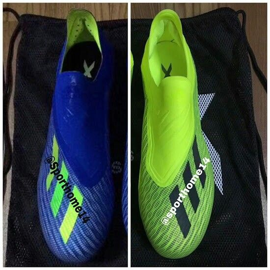 buy online 1f9ed 1ce6d Firts 2 all-new next-gen adidas x 18+ boots colorways leaked