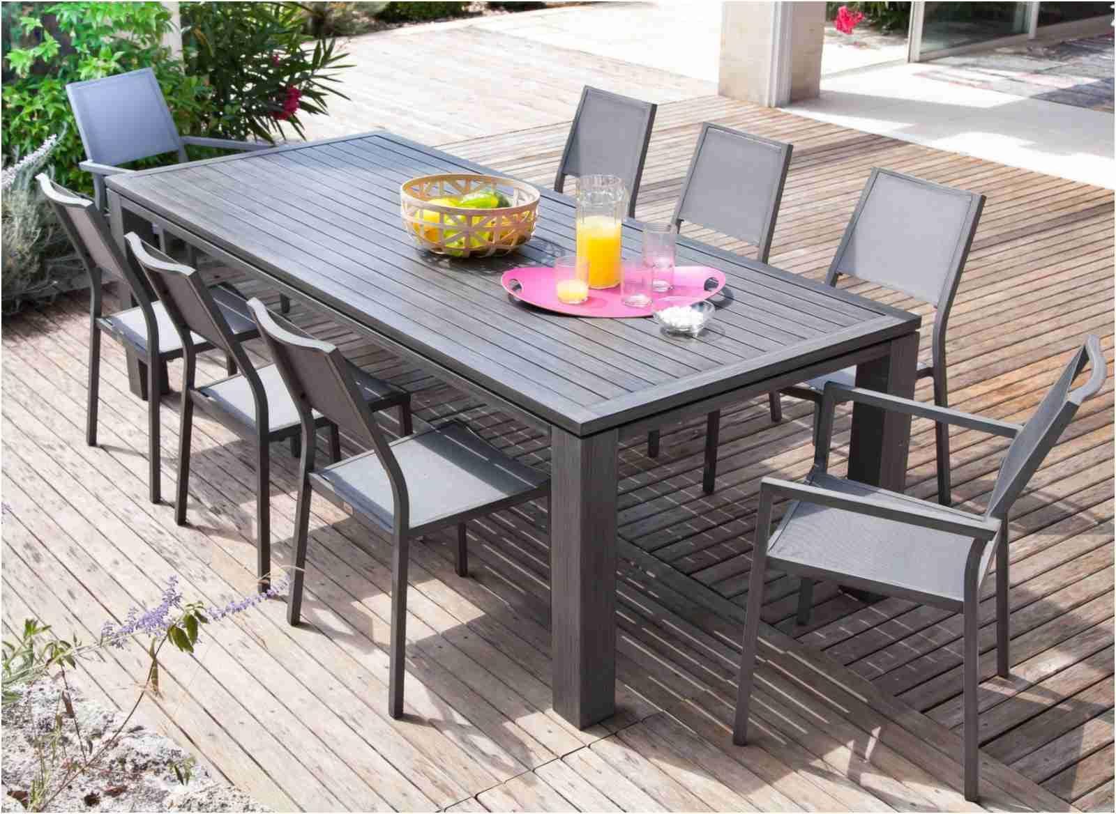 Salon De Jardin Avec Grande Table Promotion Proloisirs Dedans Table De Jardin Promo In 2020 Outdoor Furniture Sets Outdoor Furniture Outdoor Tables