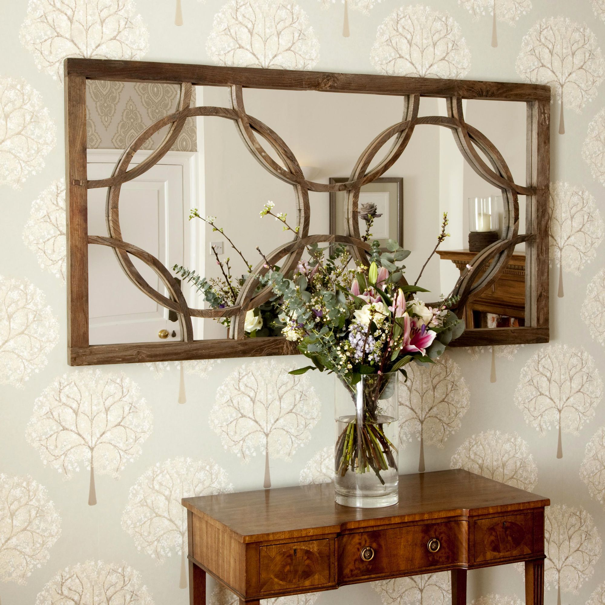 Decorative mirrors for dining room wooden medieval style mirror  pinterest  medieval frame mirrors