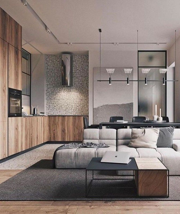25 Amazing Interior Design Ideas For Modern Loft Godiygo Com Loft Interior Design Loft Interiors Loft Design