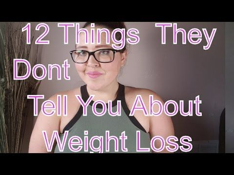 12 Things No One Tells You About Losing Weight | Weight Loss Journey WK 15 Weekly Weigh In - YouTube