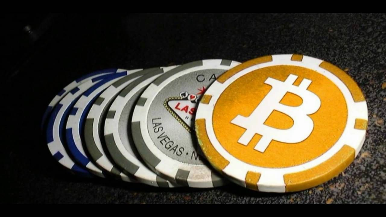 Bitcoin Casino Chip