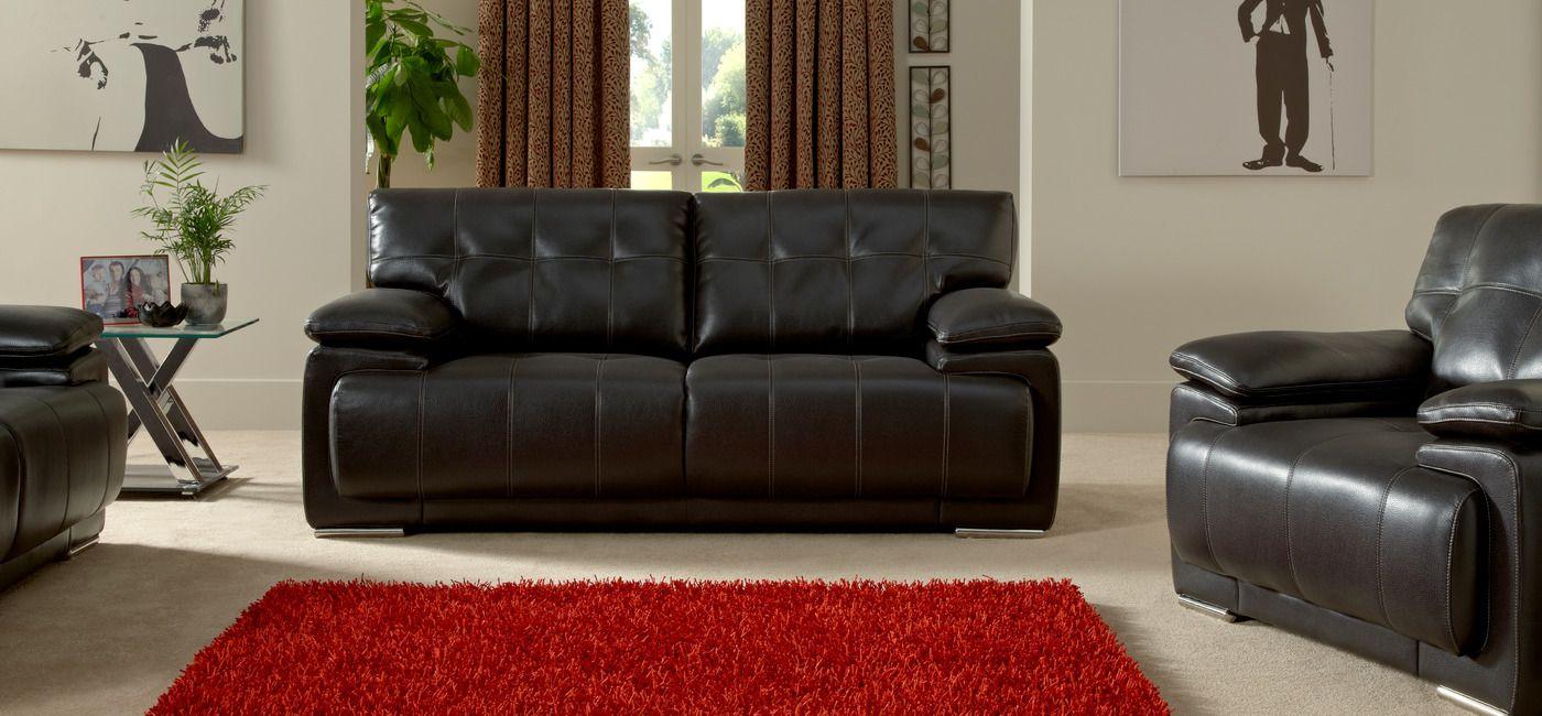 Endurance Jewell 3 Seater Sofa Sofa 3 Seater Sofa Scs Sofas