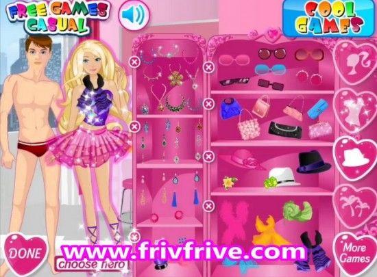 Juegos Gratis De Barbie Para Pintar Uñas Y Vestir Joker Card Dog Purse Barbie