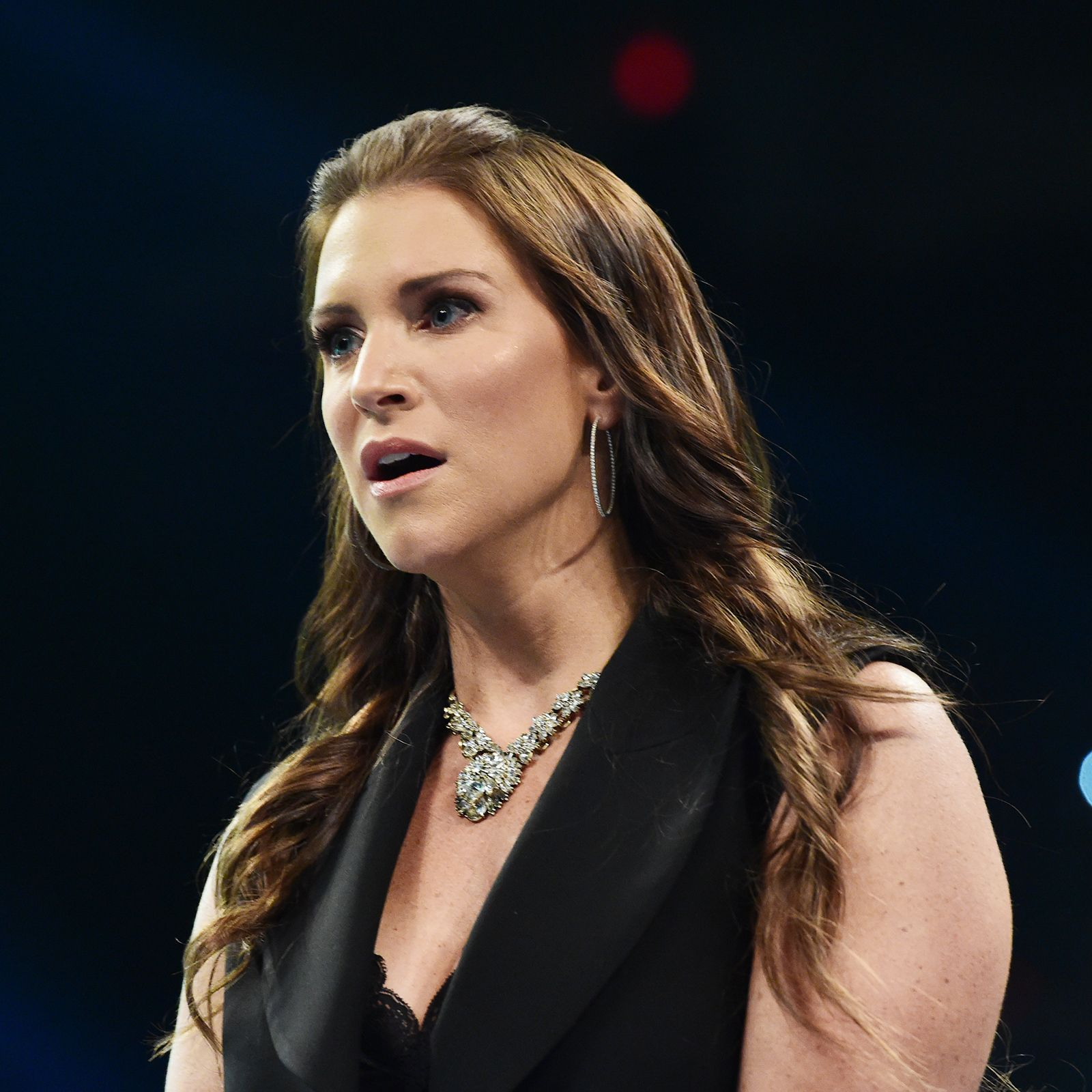 Stephanie McMahon Is Announced As The New Commissioner Of