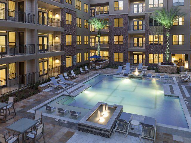 Allusion West University Luxury Apartment Living Houston Tx University Apartment Outdoor Inspirations Texas Apartments