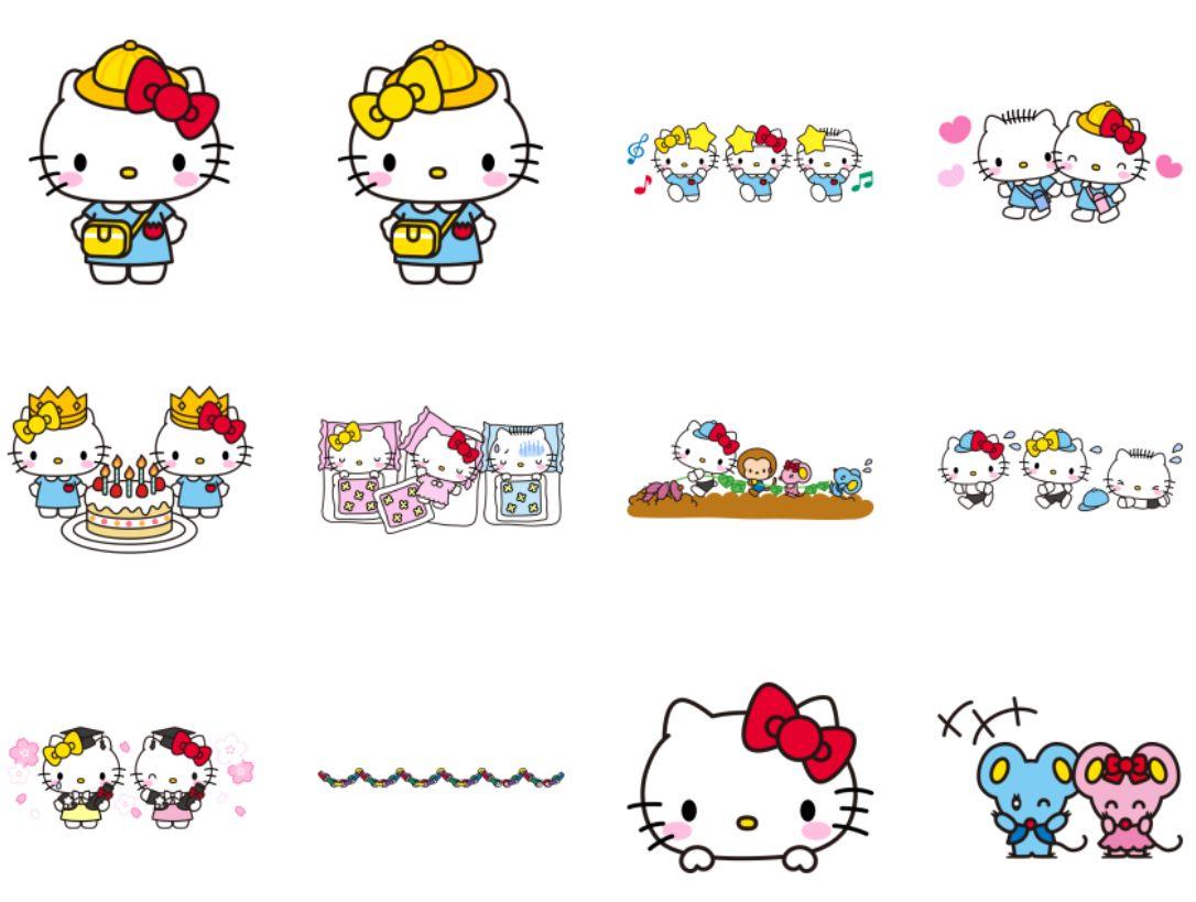 Hello Kitty Kindergarten