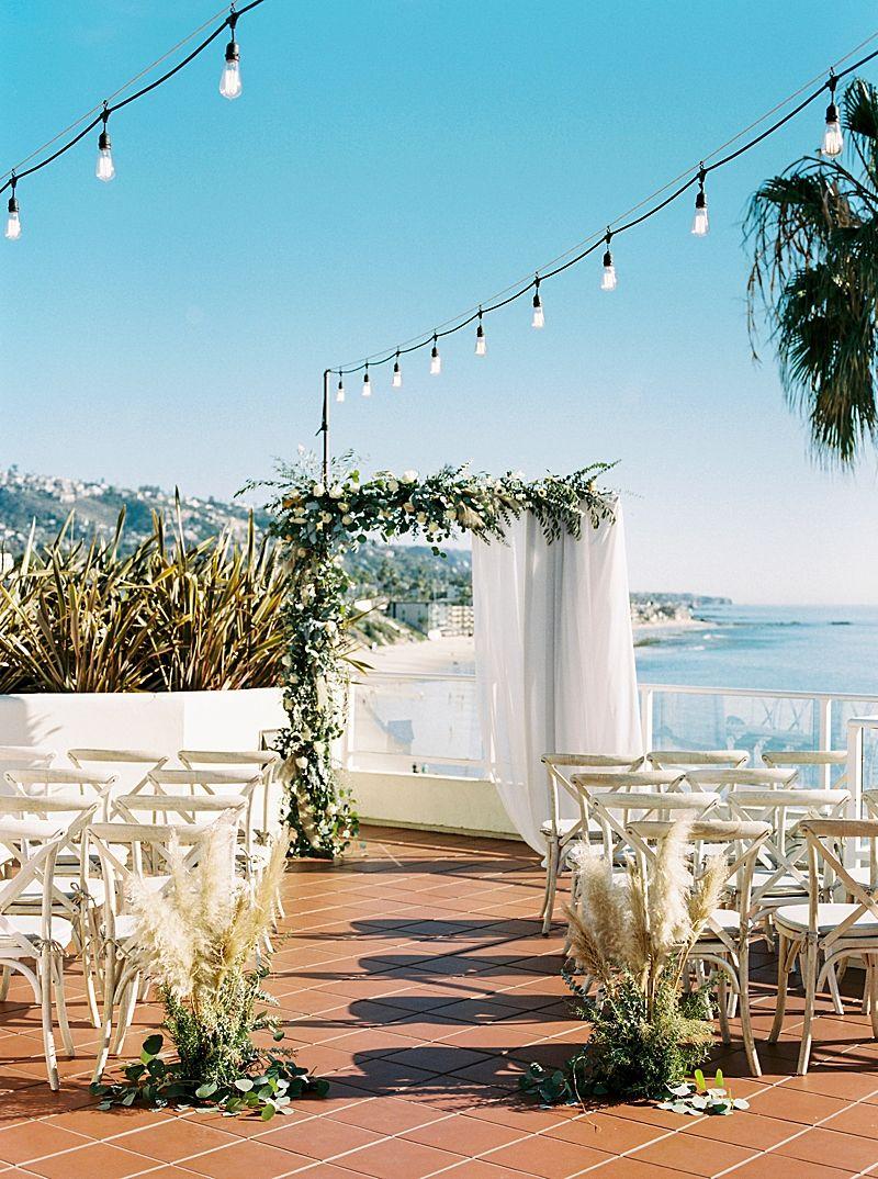 The Inn at Laguna Beach Styled Shoot Wedding southern