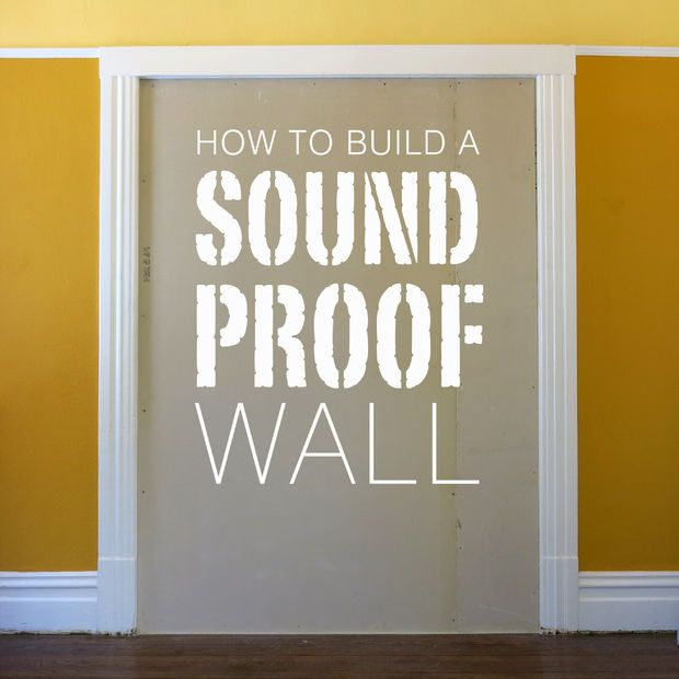 how to make house soundproof