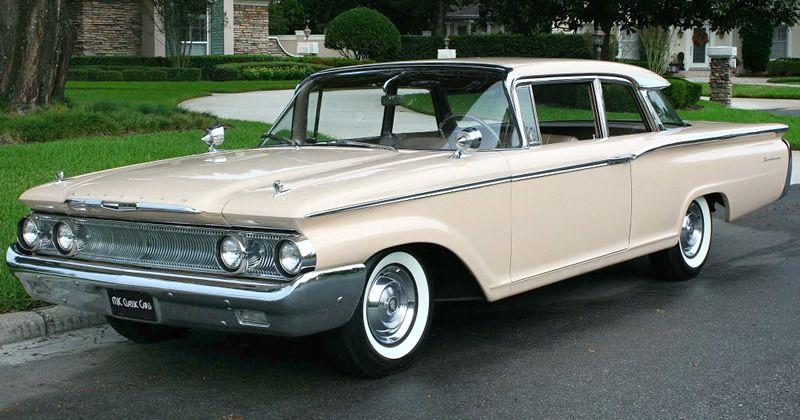 1960 Mercury Monterey Click For More Photos Classic Cars Classic Cars Trucks American Classic Cars