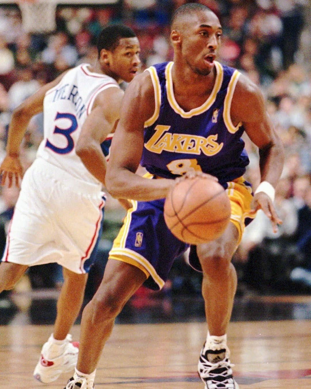 Pin on Kobe Bryant Number 8