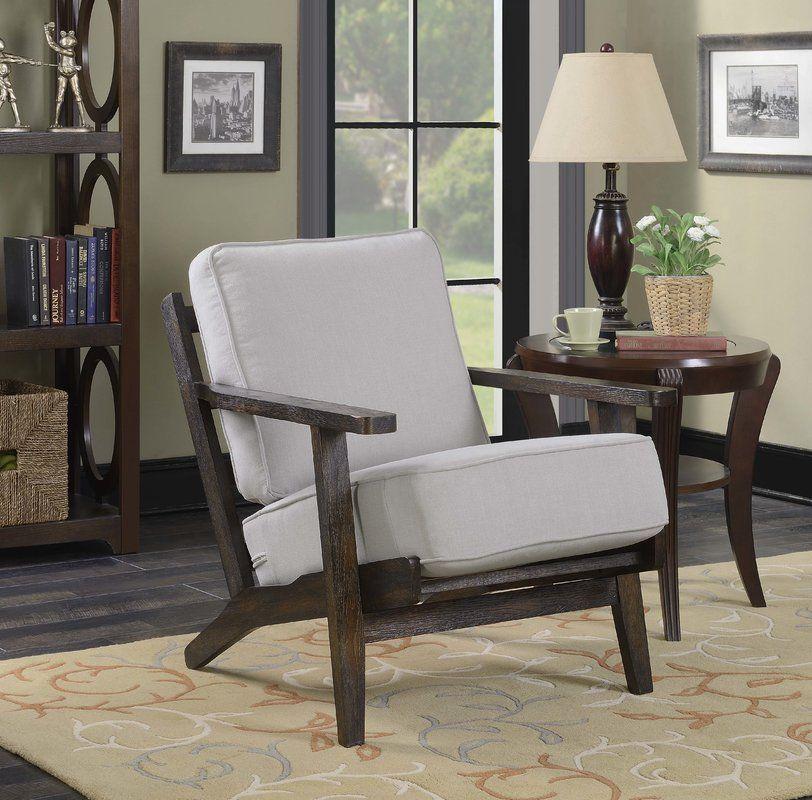 Clora Armchair Accent chairs, Farmhouse chairs, Armchair