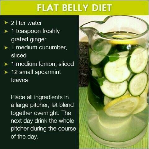 Detox diet plan to lose weight fast
