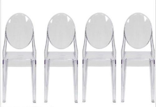 Krei Hejmo Plastic Dining Chair