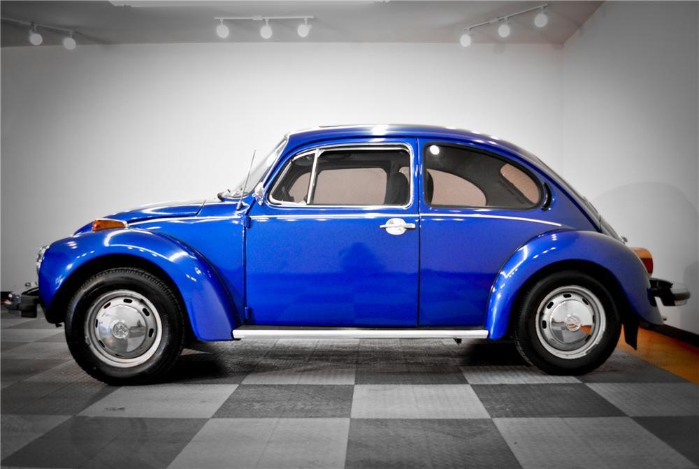 1974 Volkswagen Beetle 2 Door Coupe Volkswagen Beetle Volkswagen Vw Bug