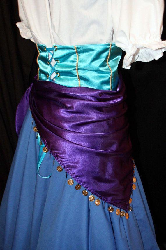 Hunchback ESMERELDA Gypsy ADULT COSTUME in 2019 | Dolled Up