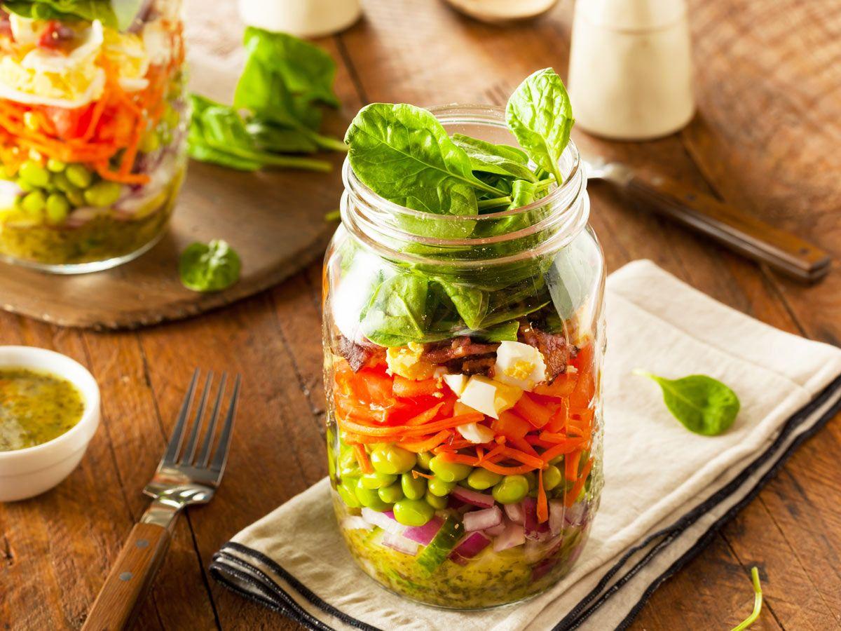 16++ Salat im glas rezepte Trends