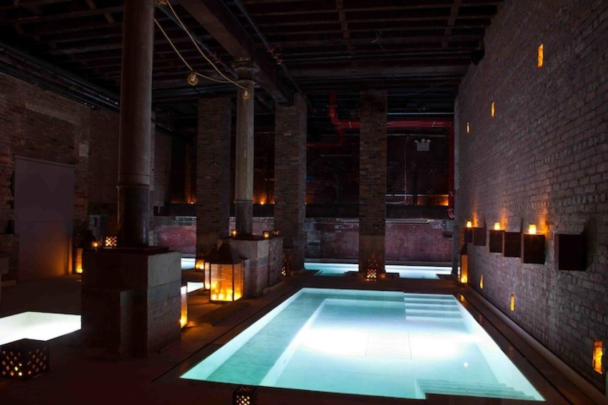 Aire Ancient Baths Tribeca Grand Hotel, New York