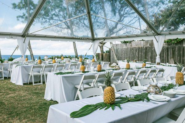 Renee And Chris S Wedding In Haleiwa Hawaii Beach Wedding