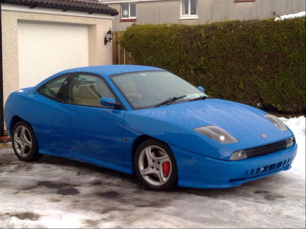 Fiat Coupe 20v Turbo With Images Fiat Coupe Cool Sports Cars