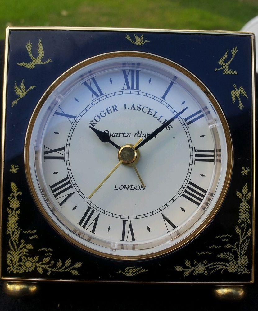 Roger lascelles london chinoiserie quartz alarm clock roger lascelles london chinoiserie quartz alarm clock amipublicfo Gallery