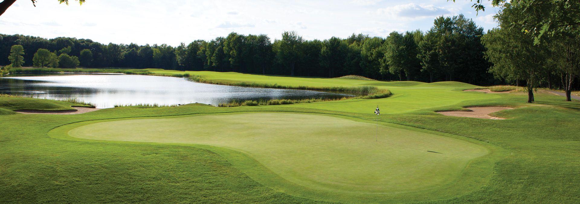 35+ Bucks run golf course in mount pleasant michigan info