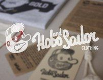 HOBO AND SAILOR CLOTHING by Hobo and Sailor Design , via Behance