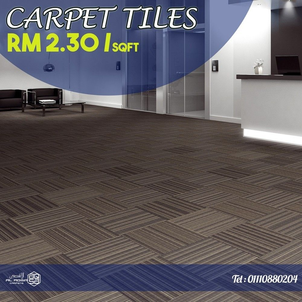 CARPET TILES MALAYSIA OFFER FREE POSTAGE TO PENINSULAR