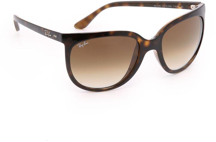 Ray-Ban Cats 1000 Sunglasses