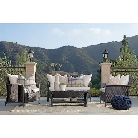 Garden Patio Sale Shop Our Best Home Goods Deals Online At Overstock Outdoor Sofa Sets Outdoor Sofa Patio Furniture For Sale