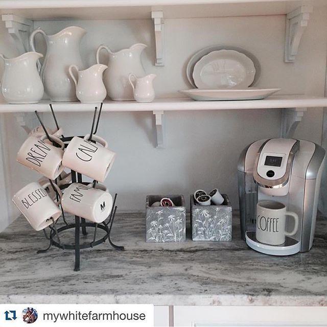 Collecting Fun - Rae Dunn Coffee Mugs