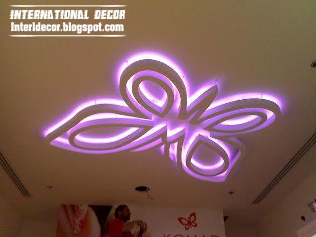 Modern butterfly ceiling design for kids room purple ceiling light modern butterfly ceiling design for kids room purple ceiling light aloadofball Images