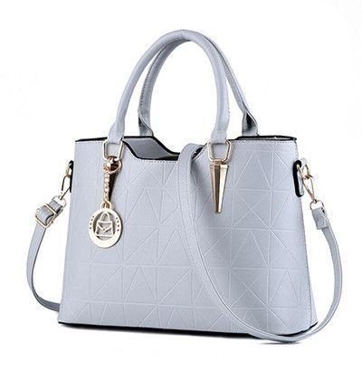 LINLANYA Geometric fashion women shoulder bag ladies elegant 1904741ba5653