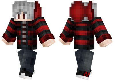 Red Boy Skin For Minecraft PE Httpminecraftpedownloadcomred - Skins para minecraft pe one piece