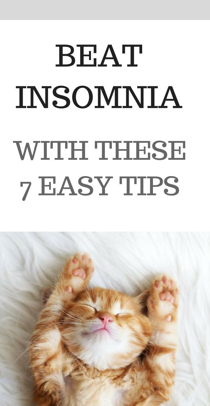 The 7 Most Effective Ways To Sleep Well At Night -
