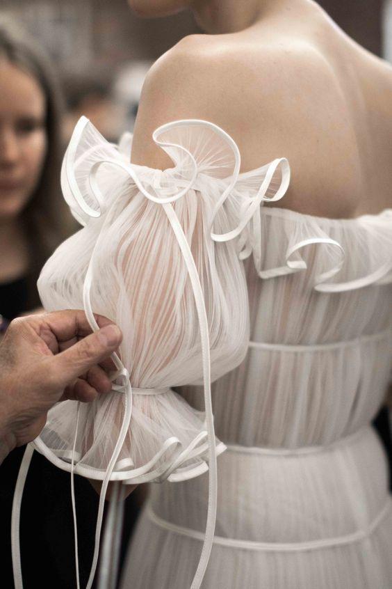 How To:| Fashion Spec Sheet -FASHION INSIDERS #fabricmanipulation