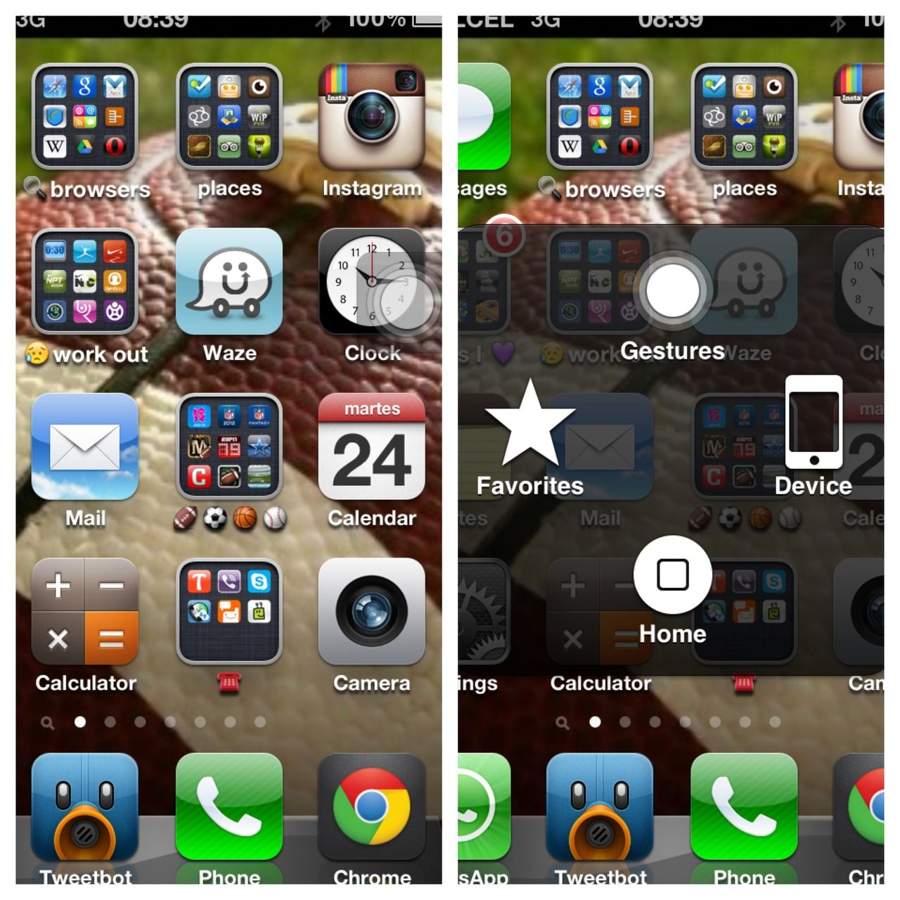 How To Get The On Screen Home Button For Iphone