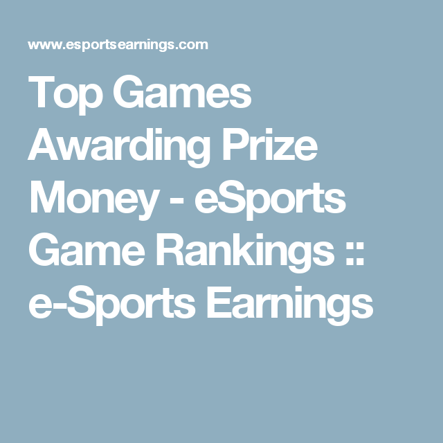 Esportsearnings