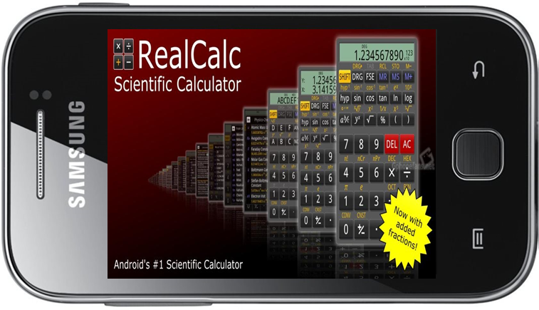 Realcalc Best Scientific Calculator App Free Download For