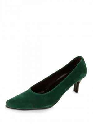 Pony Tail Pumps In Suede Finish By Koovs Com Womens Sandals Women