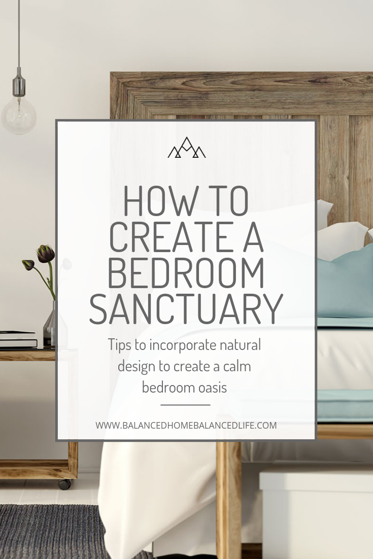 How To Sleep Better At Night Naturally Sanctuary Bedroom Natural Bedroom Design Natural Bedroom