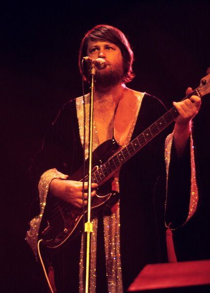 I Love Beach Boys and Beatles forever — Brian 1976