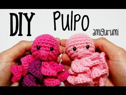 Tejido Amigurumi Tutorial : Pulpitos amigurumis para bebes prematuros tutoriales crochet y