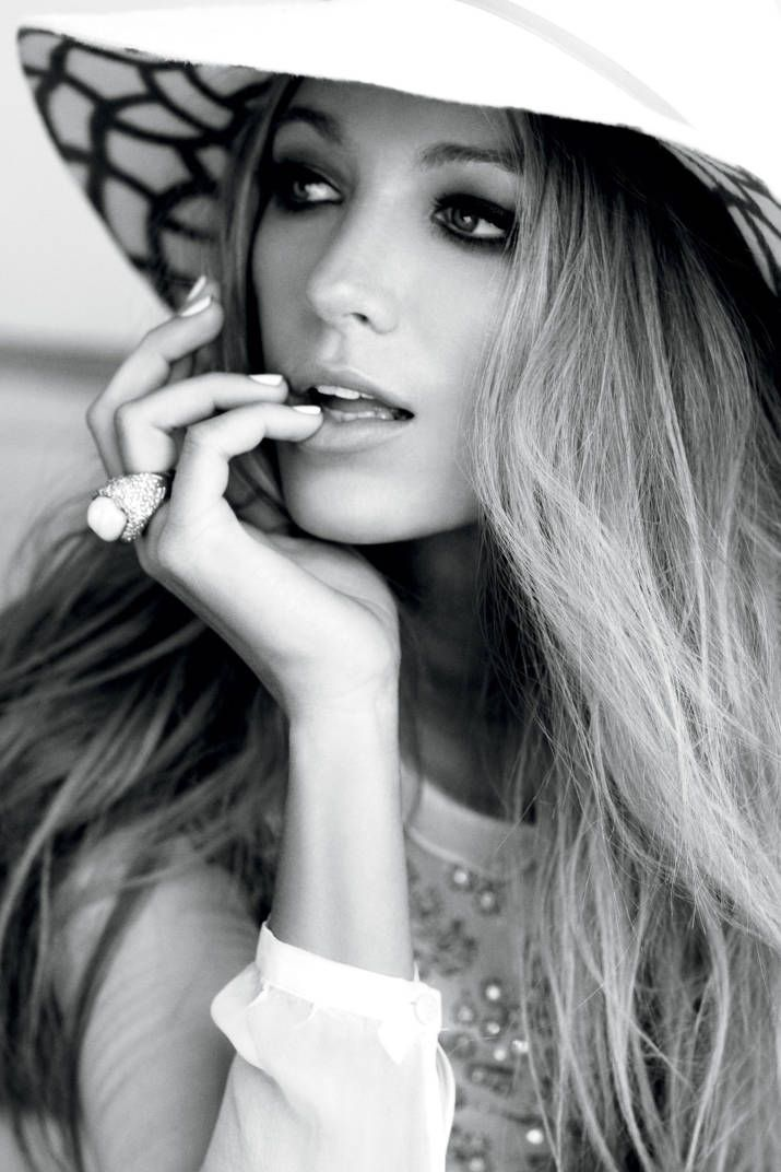L'Oreal's New Face - Blake Lively