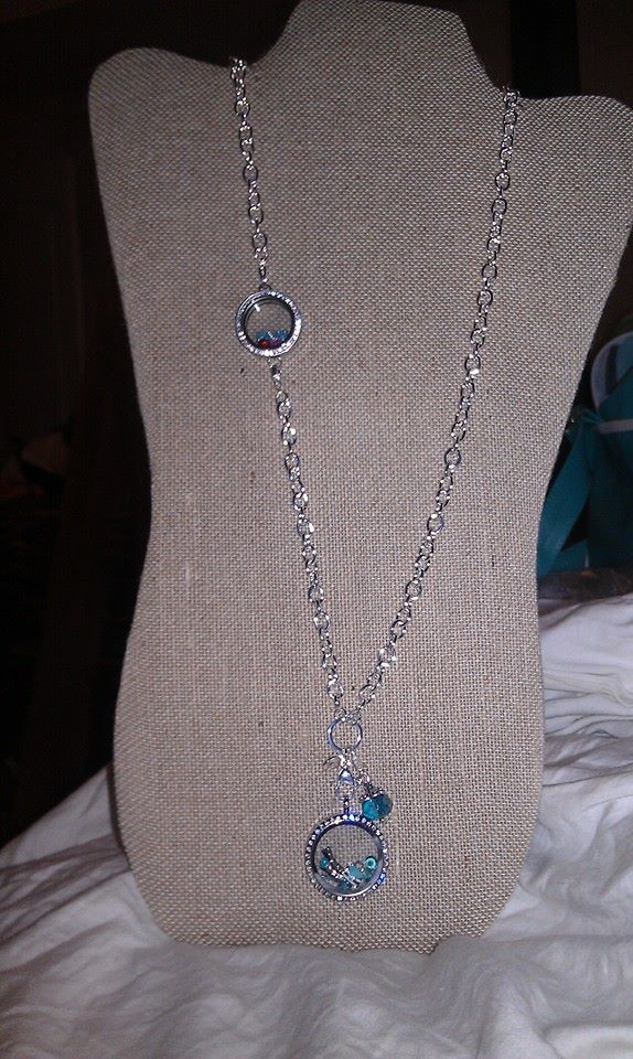 Origami Owl Over The Heart Chain And Link Locket Httpswww
